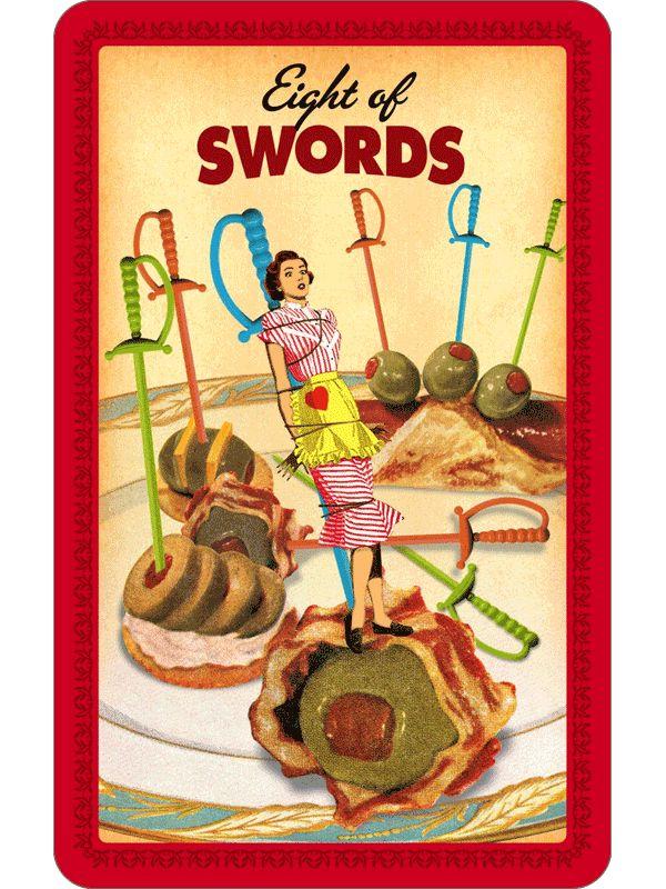 8 mieczy
