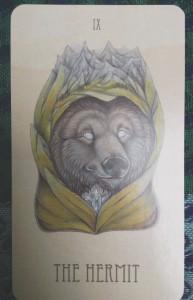 Eremita Wooden Tarot