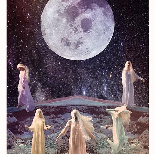 Dark moon/ Ciemny księżyc