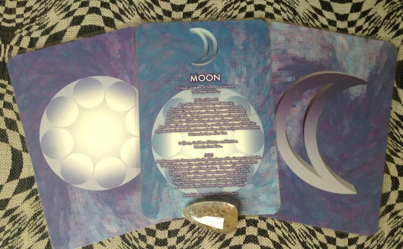 Fazy Księżyca. Magia Księżyca.